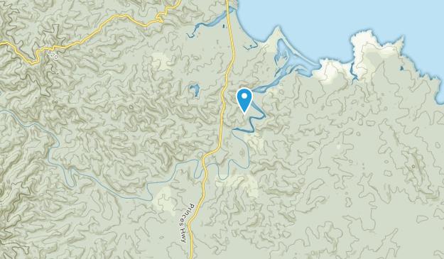Kiah, New South Wales Map
