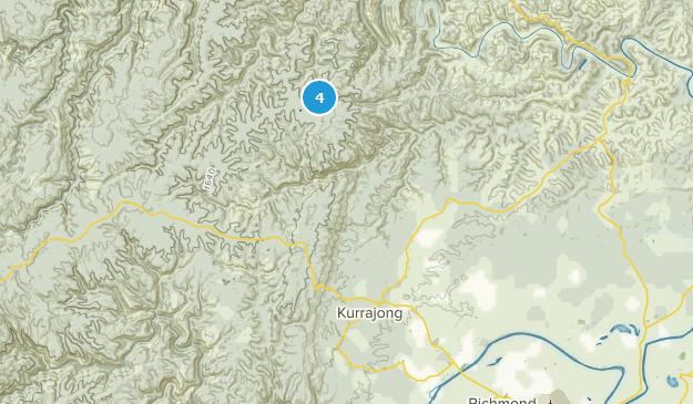 Kurrajong, New South Wales Map