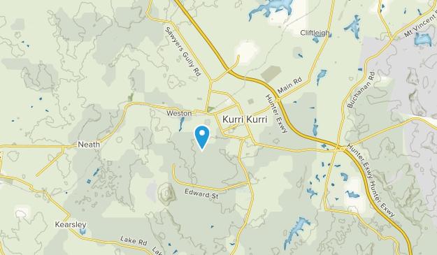 Kurri Kurri - Weston, New South Wales Map