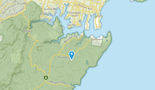 Maianbar, New South Wales Map