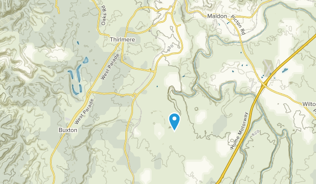 Tahmoor, New South Wales Map