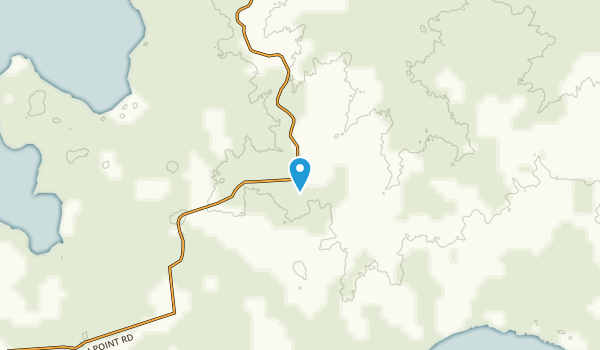 Cobourg, Northern Territory Map