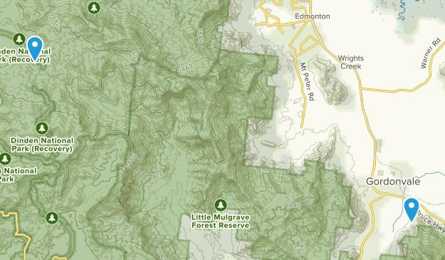 Gordonvale, Queensland Map