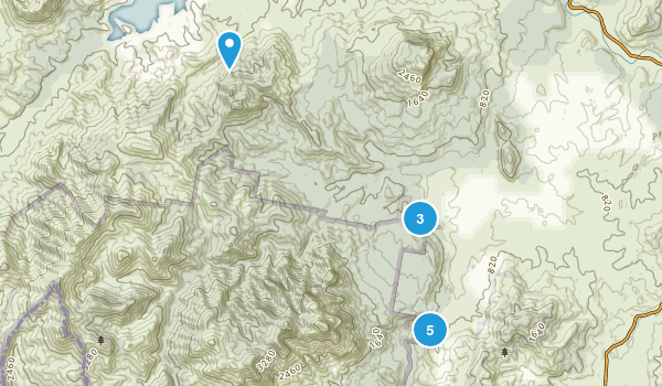 Palen Creek, Queensland Map