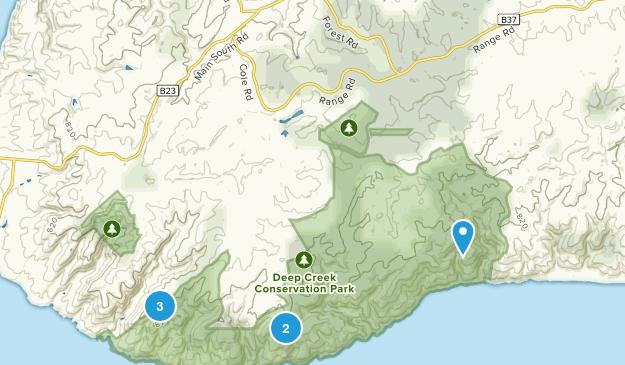 Delamere, South Australia Map