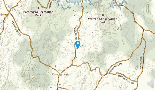 Kersbrook, South Australia Map