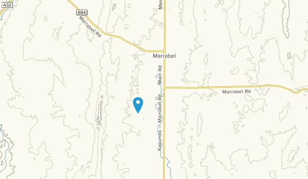 Marrabel, South Australia Map