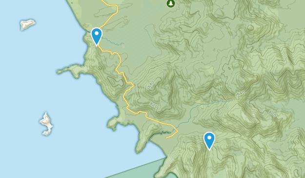 Foster, Victoria Map