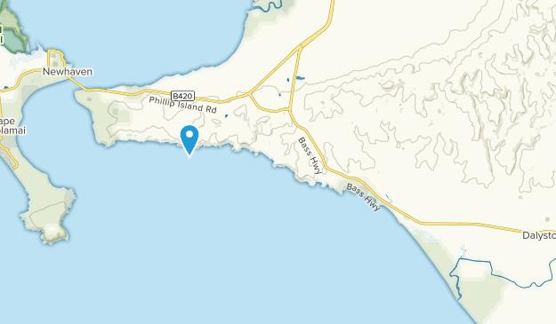 Kilcunda, Victoria Map