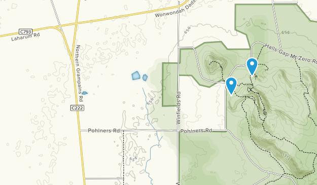 Map Of Northern Victoria Australia.Best Trails Near Laharum Victoria Australia Alltrails