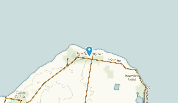 Portarlington, Victoria Map