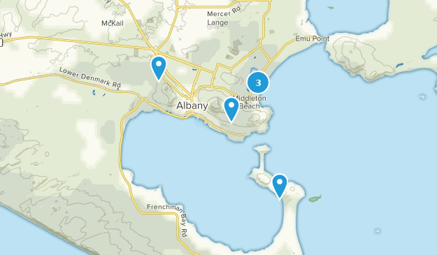 Beste Wege in der Nähe von Albany, Western Australia ...