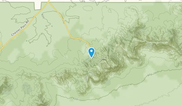 Borden, Western Australia Map