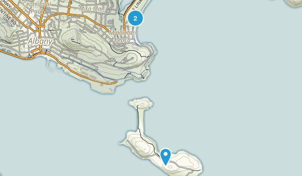 Middleton Beach, Western Australia Map