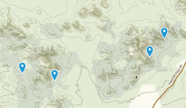 Woogenellup, Western Australia Map