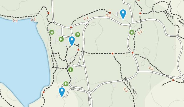 Yanchep, Western Australia Map