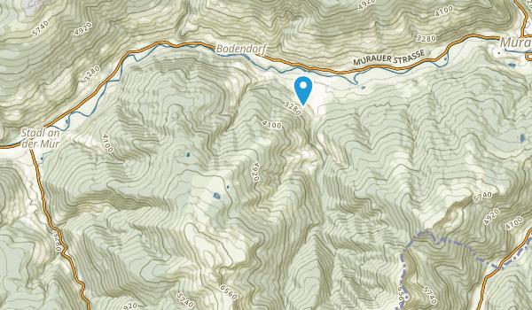 Reichenau, Styria Map