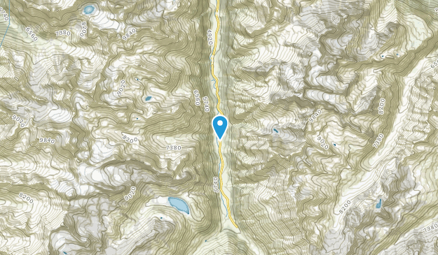 Plangeross, Tyrol Map
