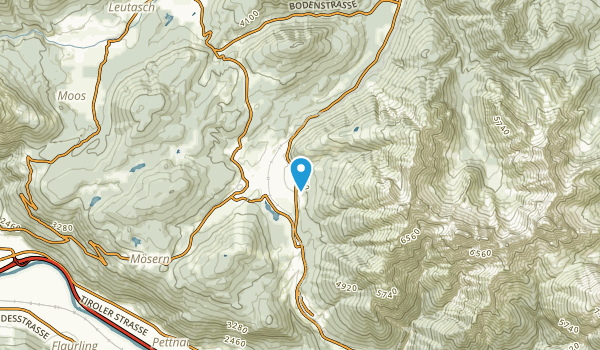 Seefeld in Tirol, Tyrol Map