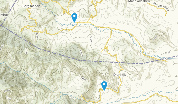 Karmir Shuka, Xocavənd Map