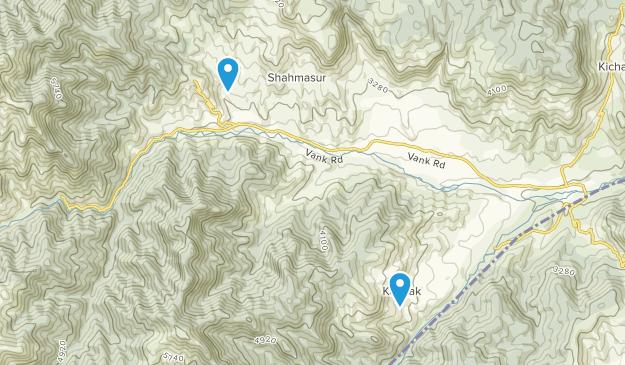 Kolatak, Xocavənd Map