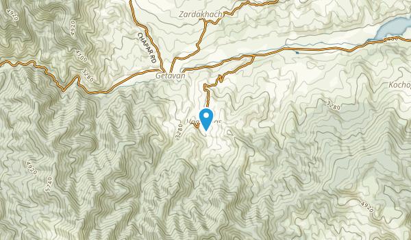 Vaghuhas, Xocavənd Map