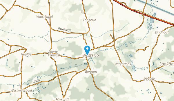 Westerlo, ANT Map