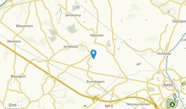 Impe, Oost-Vlaanderen Map