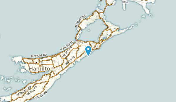 Hamilton, Smith's Map