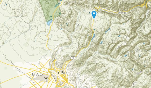 Nuestra Senora de La Paz, La Paz Map