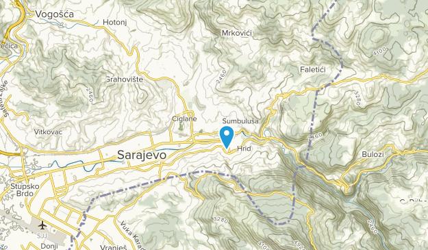 Best Trails near Sarajevo, Sarajevo Bosnia and Herzegovina ... on amsterdam netherlands map, pristina kosovo map, surviving the killshot map, vladivostok russia map, bosnia and herzegovina map, slovenia bosnia map, damascus syria map, bosnia location on map, livno bosnia map, bratislava slovakia map, syrian land use map, blagaj bosnia map, ww1 map, zurich switzerland map, europe bosnia map, stockholm bosnia map, lukavac bosnia map, tirana albania map, bosnia genocide map, bosnia on world map,
