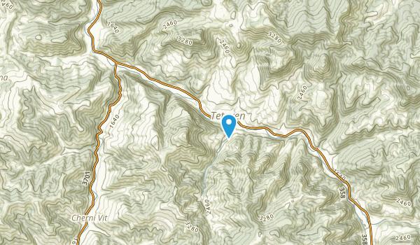 Тeteven, Ловеч Map