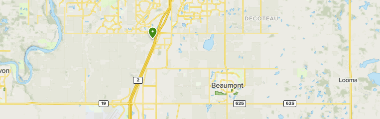 Map Of Beaumont Alberta Canada Best trails in Beaumont, Alberta | AllTrails