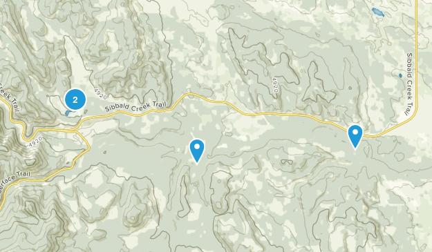 Cheneka, Alberta Map