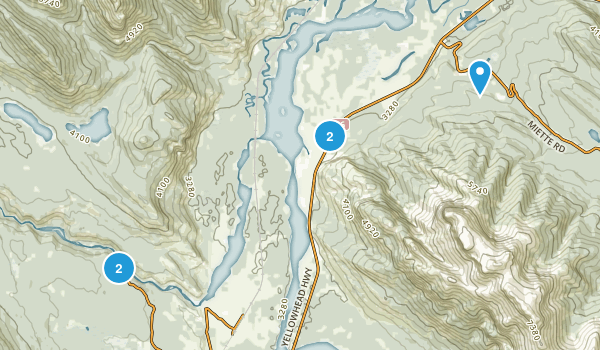 Devona, Alberta Map