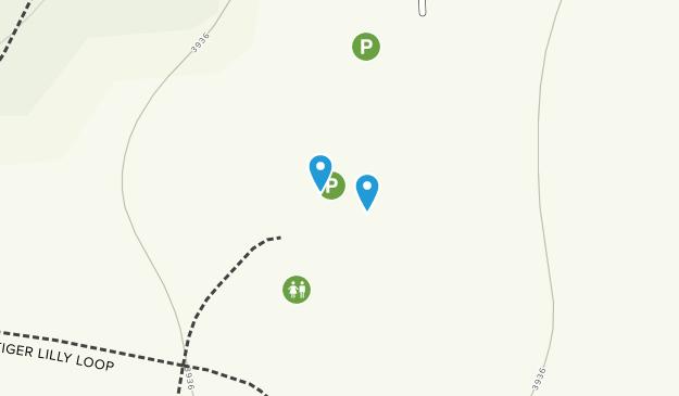 Glenbow, Alberta Map