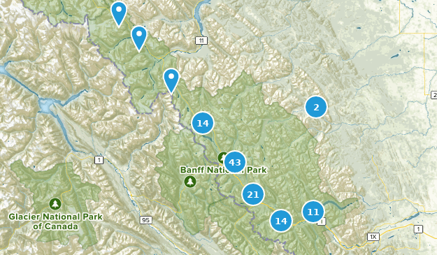 Best Trails near Lake Louise, Alberta Canada | AllTrails