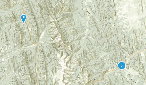 Pekisko, Alberta Map