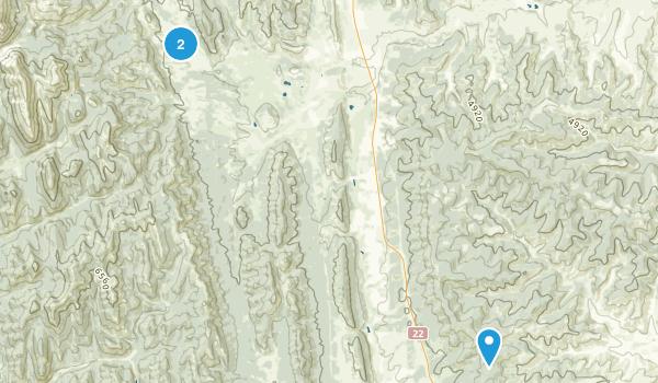 Ranchland No 66, Alberta Map