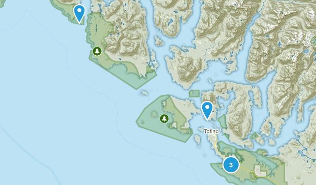 Alberni-Clayoquot C, British Columbia Map