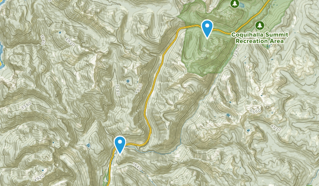 Fraser Valley B, British Columbia Map