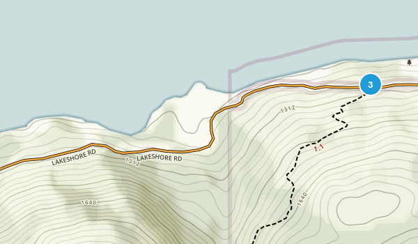 Gellatly, British Columbia Map