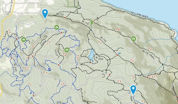 Maple Bay, British Columbia Map