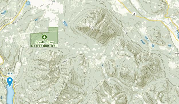 Moyie, British Columbia Map