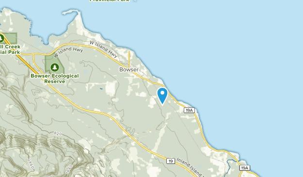 Nanaimo H, British Columbia Map