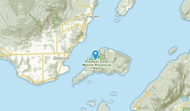 Schaltuuch 27, British Columbia Map