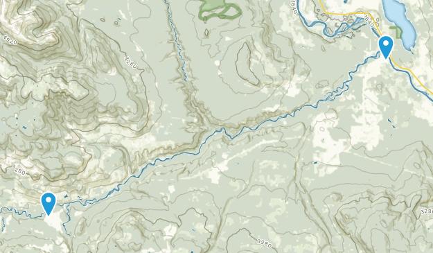 Telkwa, British Columbia Map
