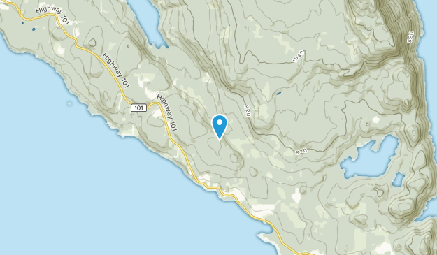Tokenatch 5, British Columbia Map