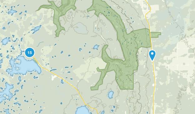 Mafeking, Manitoba Map