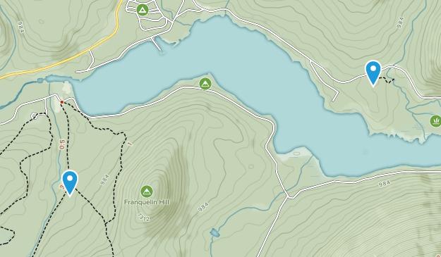 Eldon, New Brunswick Map